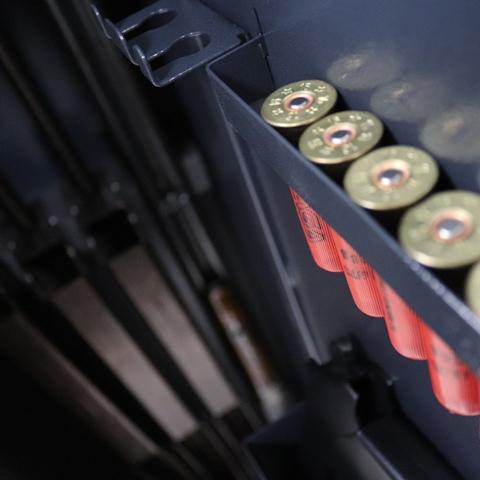Держатель для шомпола в оружейных сейфах GRIFFON GL