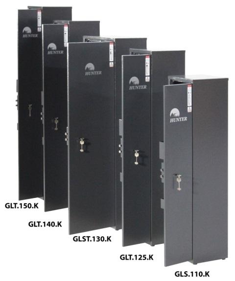 Модели оружейных сейфов серии GRIFFON GL