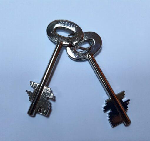 Ключи от замка Лука К-9