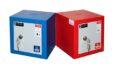 Мебельные сейфы GRIFFON LS.20.K BLUE & RED