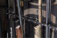 Держатели стволов на двери DPX