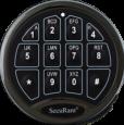 Замок SECURAM SafeLogic Basic EL-0601