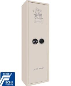 Оружейный сейф GRIFFON GE.450.E Cream