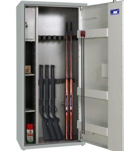 Оружейный сейф GRIFFON GE.650.KL