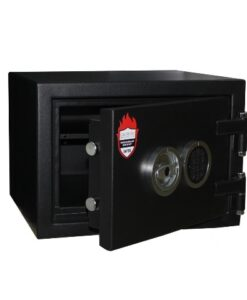 Огневзломостойкий сейф GRIFFON F30CLI.30.E Black