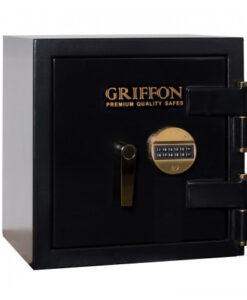 Огневзломостойкий сейф GRIFFON CL III.50.E GOLD