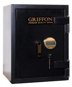 Огневзломостойкий сейф GRIFFON CL III.68.KE GOLD