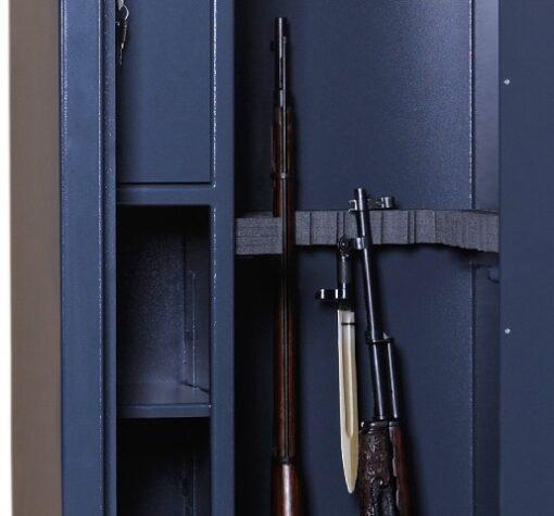 Оружейный сейф GRIFFON G.160.K