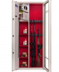 Оружейный сейф GRIFFON GG.700.L.E CREAM