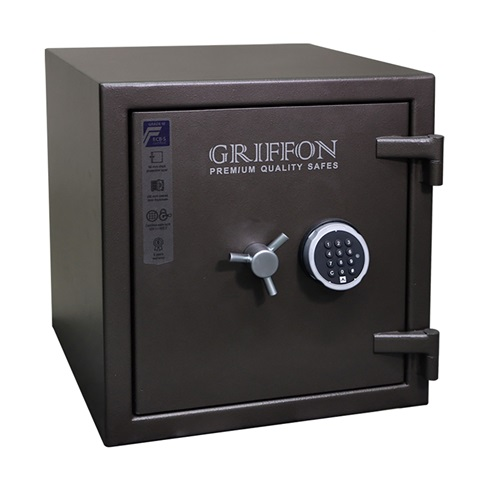Огневзломостойкий сейф GRIFFON CLE III.50 E