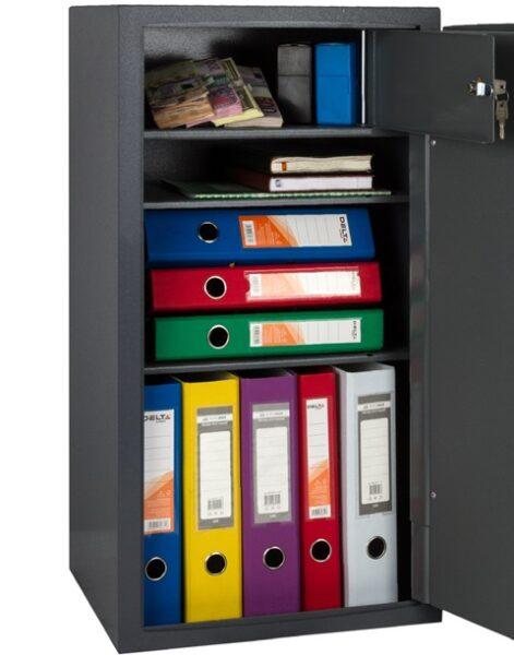 Офисный сейф SAFEtronics NTL 80MLGs