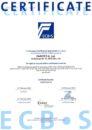 Сертификат GRIFFON CLE III (ECB-S)