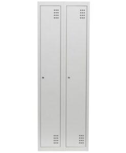 Одежный металлический шкаф СОШ 600-2