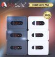 Новая серия MySafe MSR