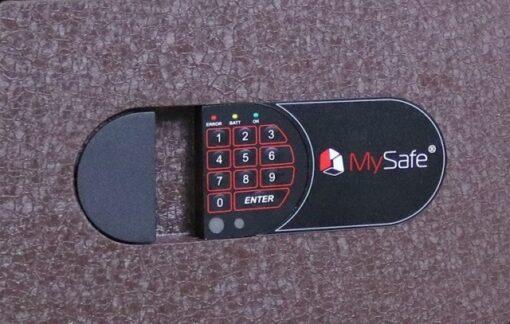 MySafe MSR.25.E BROWN