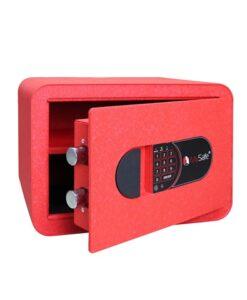 MySafe MSR.25.E Red