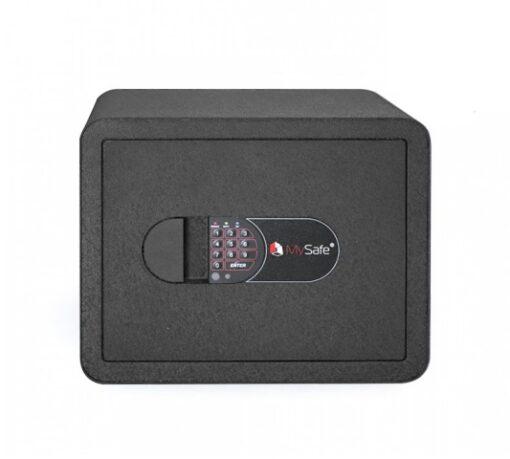 Мебельный сейф GRIFFON MSR.30 BLACK