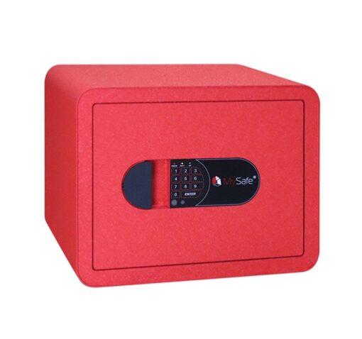 Мебельный сейф GRIFFON MSR.30 RED
